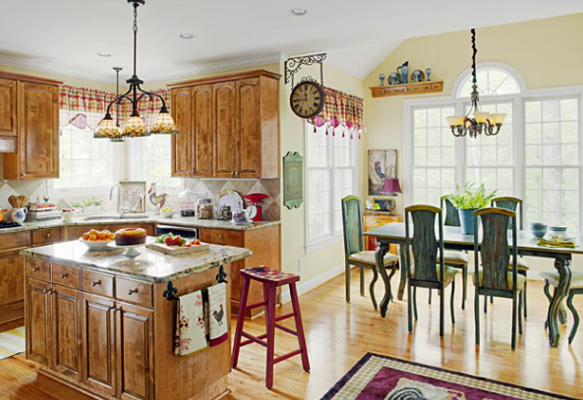Country Kitchen Decorating Ideas Are Cozy And Comforting .png